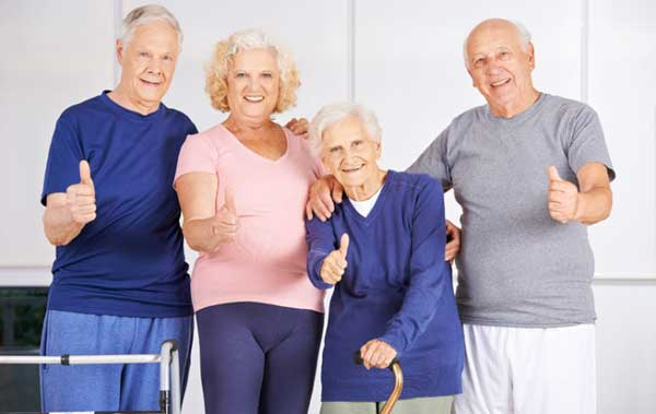 How To Start With Exercises For The Elderly Read On