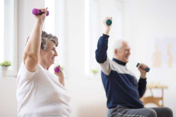 12 Best Lower Back Pain Exercises For Seniors And The Elderly Eldergym